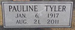 Pauline <I>Tyler</I> Patterson