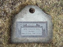 April Colleen <I>Milner</I> Ross