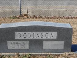 Douglas Robinson, Jr