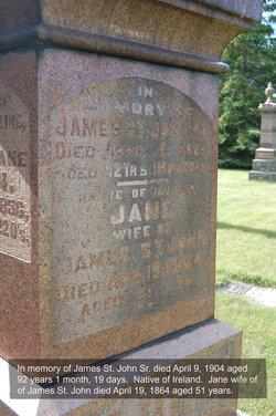 Jane <I>Lloyd</I> St. John