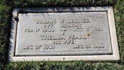Thelma Pearl Berner