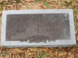 Bennie William Parsley