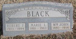 Marie Louisa Dorthea Carlotta <I>Ritterbusch</I> Black