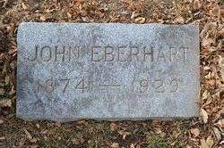 "Johann Cyrus ""Jack"" Eberhart"