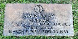 Alvin Raak