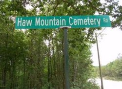 Haw Mountain Cemetery
