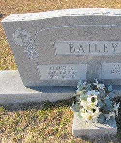 Elbert Emory Bailey