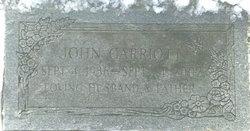 John William Garriott
