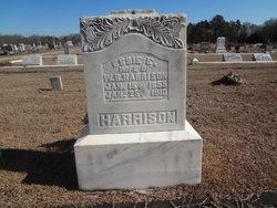 Essie Elizabeth <I>Tribble</I> Harrison
