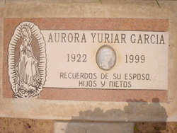 Maria Aurora <I>Yuriar</I> Garcia