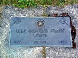 Lura <I>Osborne</I> Lewis