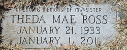 Theda Mae Ross