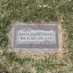 Donna Dean Bushnell