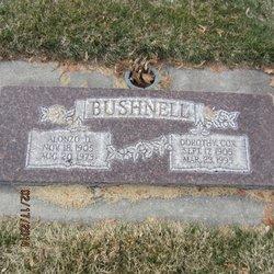Dorothy Josephine <I>Cox</I> Bushnell