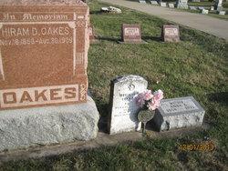 Hiram David Oakes