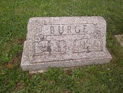 Ellen Martha <I>Davis</I> Burge