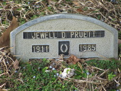 Jewell Dean Hickman Pruett (1911-1985) - Find A Grave Memorial