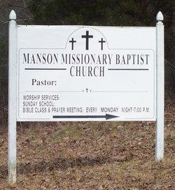 Manson Missionary Baptist Cemetery