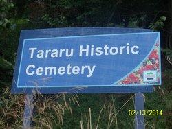 Tararu Cemetery