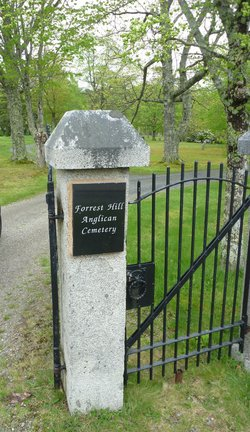 Forest Hill Anglican Cemetery