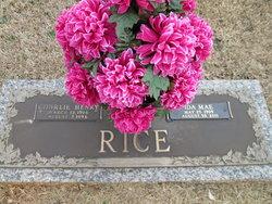 Ida Mae <I>Duke</I> Rice
