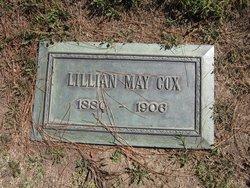 Lillian May <I>Porter</I> Cox