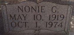 Nonie Gwinnett <I>Massey</I> Bailey