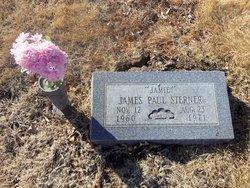 """James Paul """"Jamie"""" Sterner"""