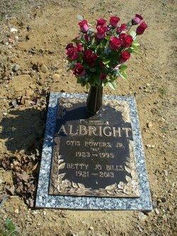 Betty Jo <I>Bills</I> Albright