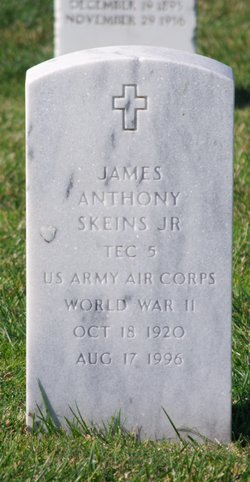James Anthony Skeins, Jr
