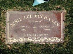 "Essie Lee ""Gramom"" Buchanan"