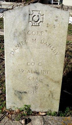 Corp Daniel M Dansby