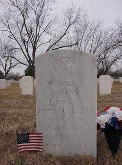 Homer Franklin Akins