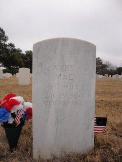 Ruby Ann <I>Rutherford</I> Akins