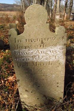 Mary Polly <I>Tucker</I> Angus