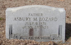 Asbury Martin Bozard