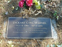 Zackary Carl McDaniel