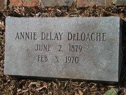 Annie <I>DeLay</I> DeLoache