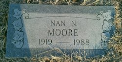 Nan <I>Norton</I> Moore