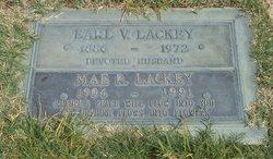 Sadie Mae <I>Rumley</I> Lackey