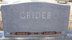 Loueen <I>Pruden</I> Grider