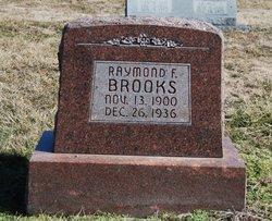 Raymond F Brooks