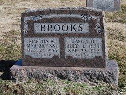 Martha <I>Kirby</I> Brooks