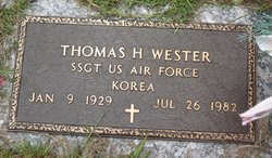 Thomas H. Wester