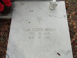 Elah <I>Sasser</I> Moran