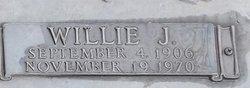 Willie Jeffrey Wilkes