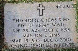 Theodore Crews Sims
