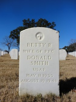 Betty R Smith