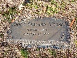 Beryl <I>Breland</I> Young