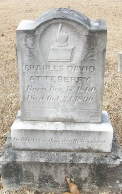 Charles David Atteberry